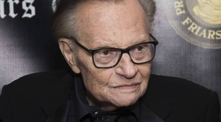 Larry King Covid 19