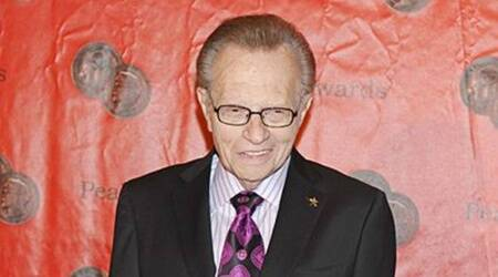 larry king dead, larry king, who was larry king, larry king news, indianexpress, indianexpress.com, larry king books,