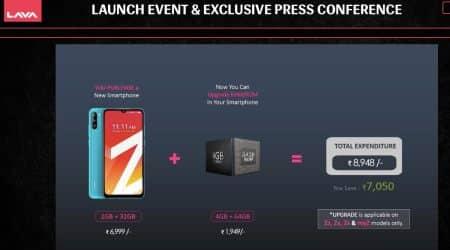 Lava Z series, Lava MyZ program, Lava Z upgrade phone, Lava Z phones, Lava Z upgrade phone, How to upgrade RAM on phone