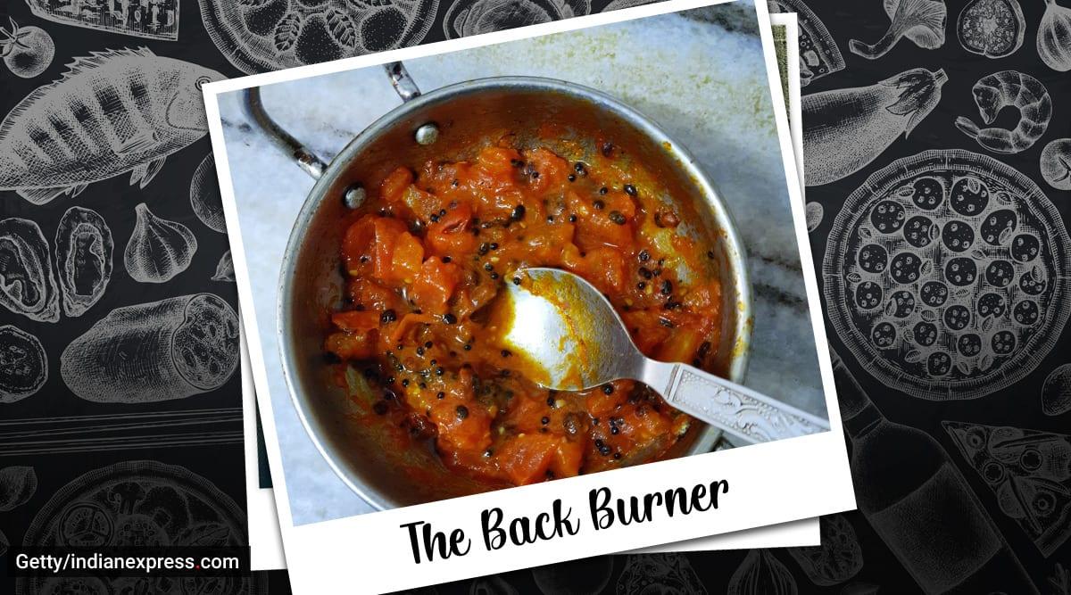 tomato chutney, easy recipe
