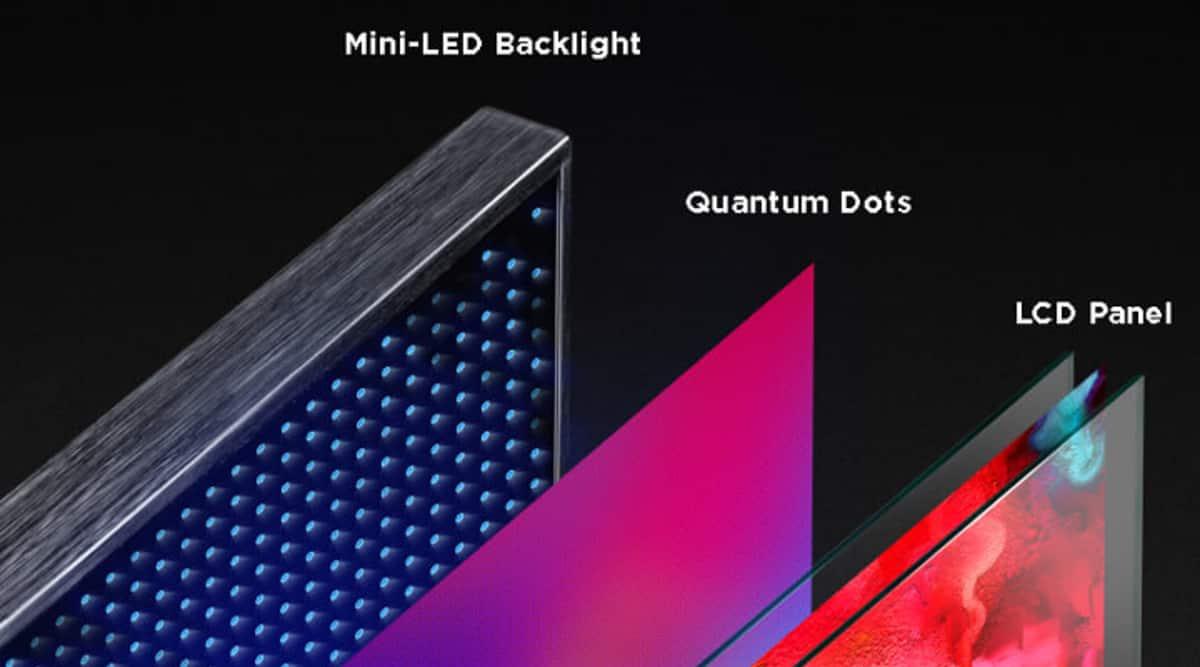 mini LED, what is mini LED display tech, mini LED TVs, Apple Mini LED iPads, Mini LED vs OLED, Mini LED TVs CES 2021