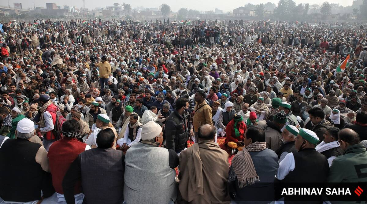 BJP chorus in west UP: Ghazipur mishandled, can boost movement