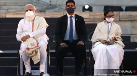 Bengal elections 2021, bengal election date 2021, Bengal politics, Bengal Modi, Bengal BJP, bengal Modi news, Mamata Banerjee, indian express news