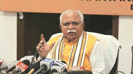 Haryana internet ban, mobile internet ban, Farmers protest, republic day violence, Manohar Lal Khattar, Haryana CM, Haryana government, Haryana news, Chandigarh news, Indian express news