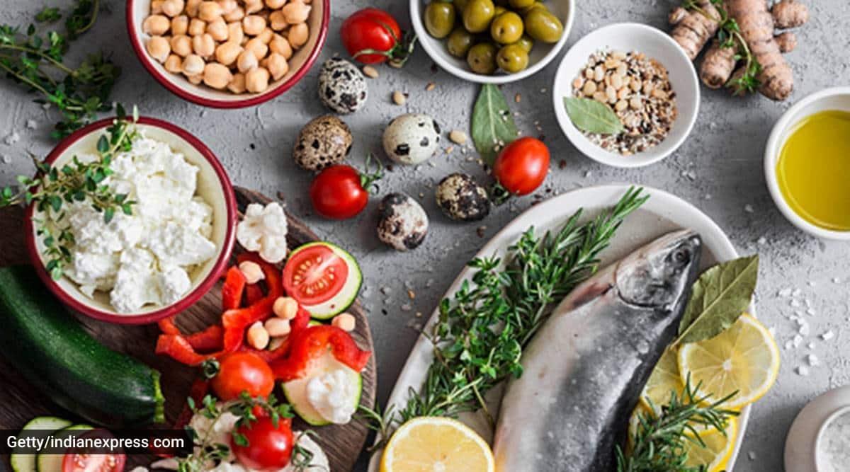 Mediterranean diet, Mediterranean diet benefits, Mediterranean diet news, indianexpress.com, indianexpress, Mediterranean diet best diet, is Mediterranean diet best,