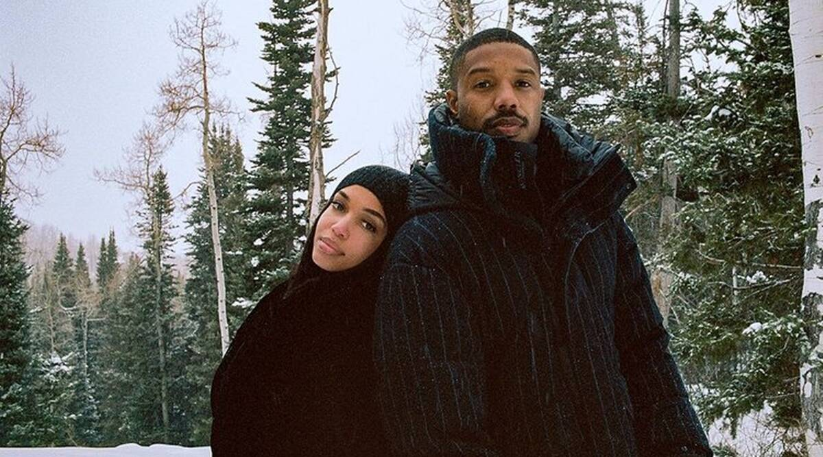 Michael B Jordan, Lori Harvey