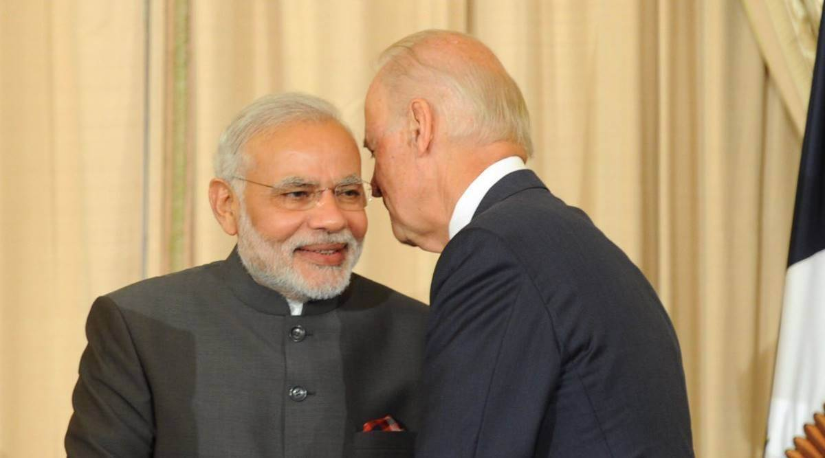 'Look forward to working': As Joe Biden takes oath, PM Modi extends wishes