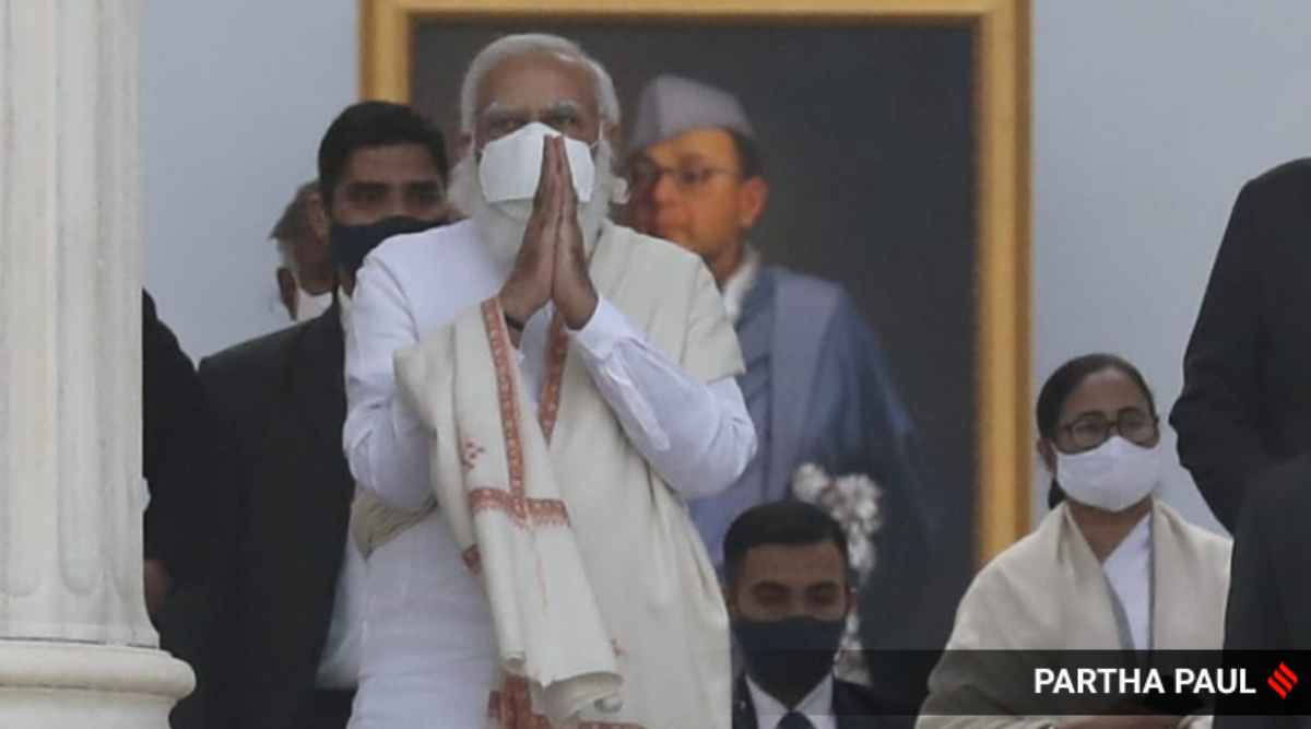 PM Modi in Kolkata: 'Netaji dreamt of strong India… from LAC to LOC, we are following his footsteps'