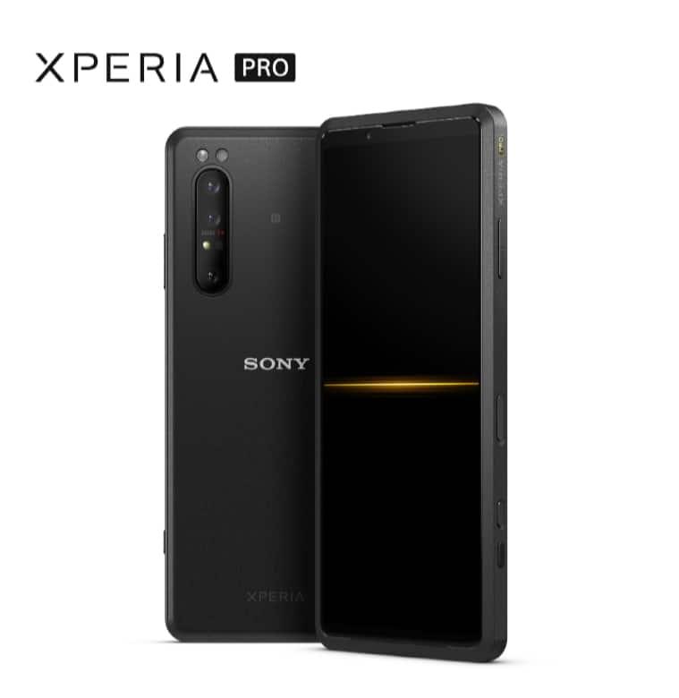 Xperia Pro, Sony Xperia Pro, Sony Xperia Pro price, Xperia Pro features, Sony Xperia Pro specs, Sony Xperia Pro professional camera
