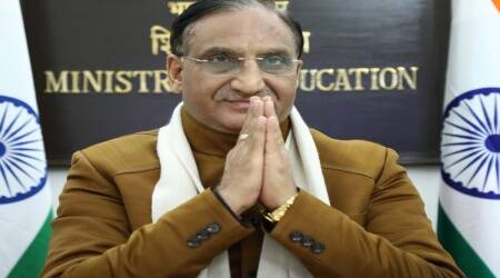 online classes, school reopen, cbse latest exams, cbse exam latest updates, cbse admit card 2021, education minister goes live, ramesh pokhriyal nishank, education minister, education news,