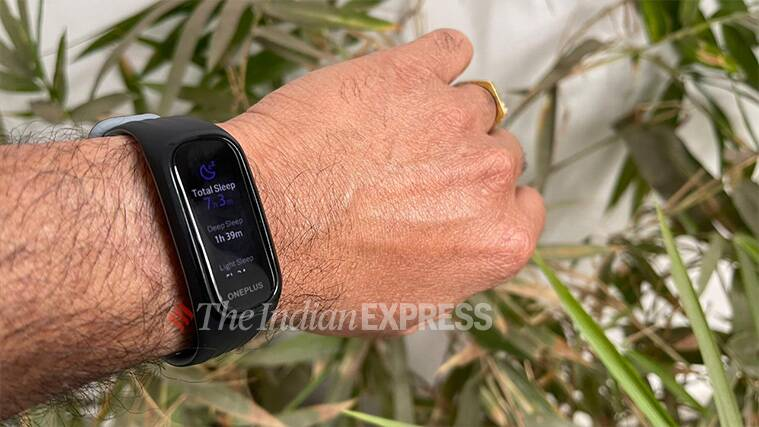 OnePlus Band, OnePlus Band price in India, OnePlus Band review, OnePlus Band features, OnePlus Band vs Mi Band 5, affordable fitness bands in India