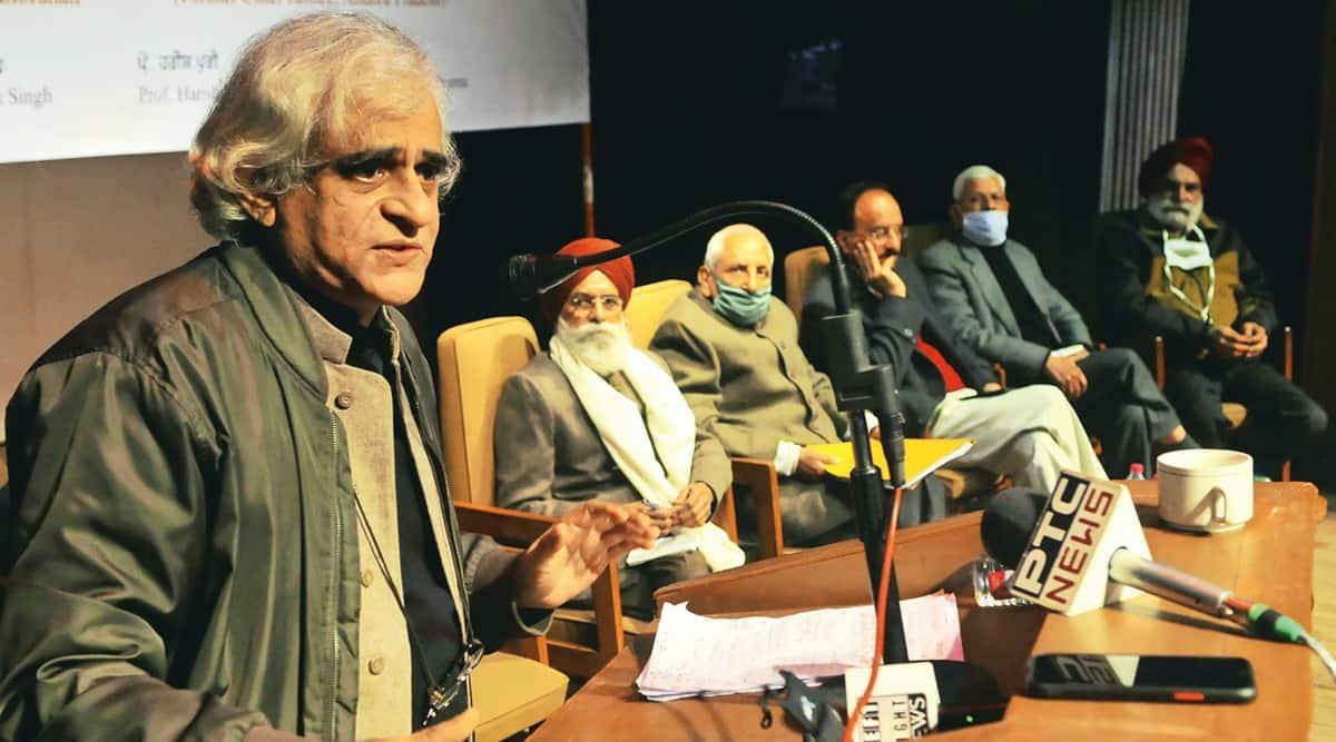 P Sainath on Farmers protest, Farm laws, Punjab Farmers protest, Chandigarh news, Punjab news, Indian express news