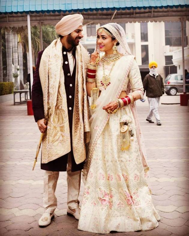 karan veer mehra wedding photos