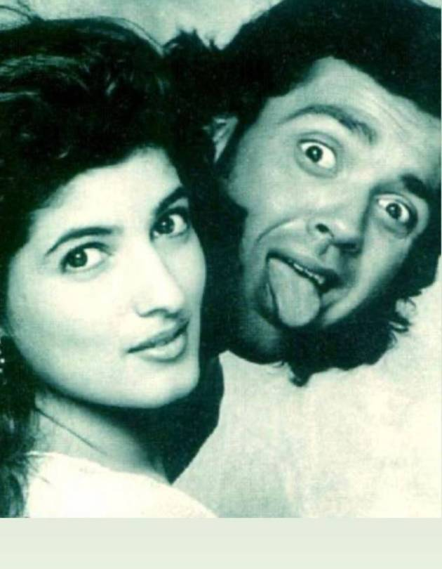 twinkle khanna with bobby deol