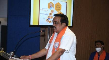 Local body polls: For candidature, share details of schemes implemented, page committees, says Paatil