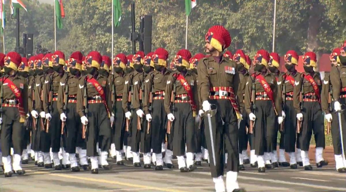 India Republic Day Parade 2021