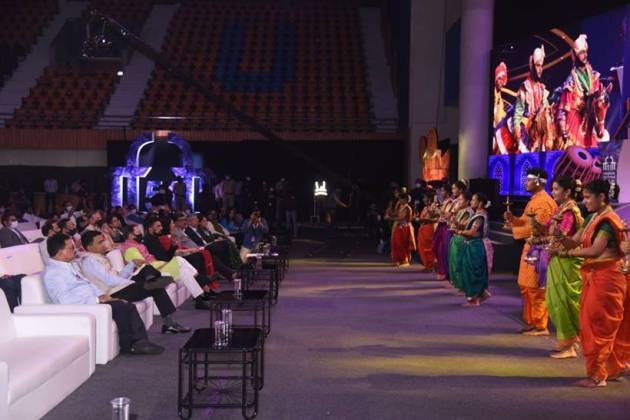 51st International Film Festival of India opening ceremony photos