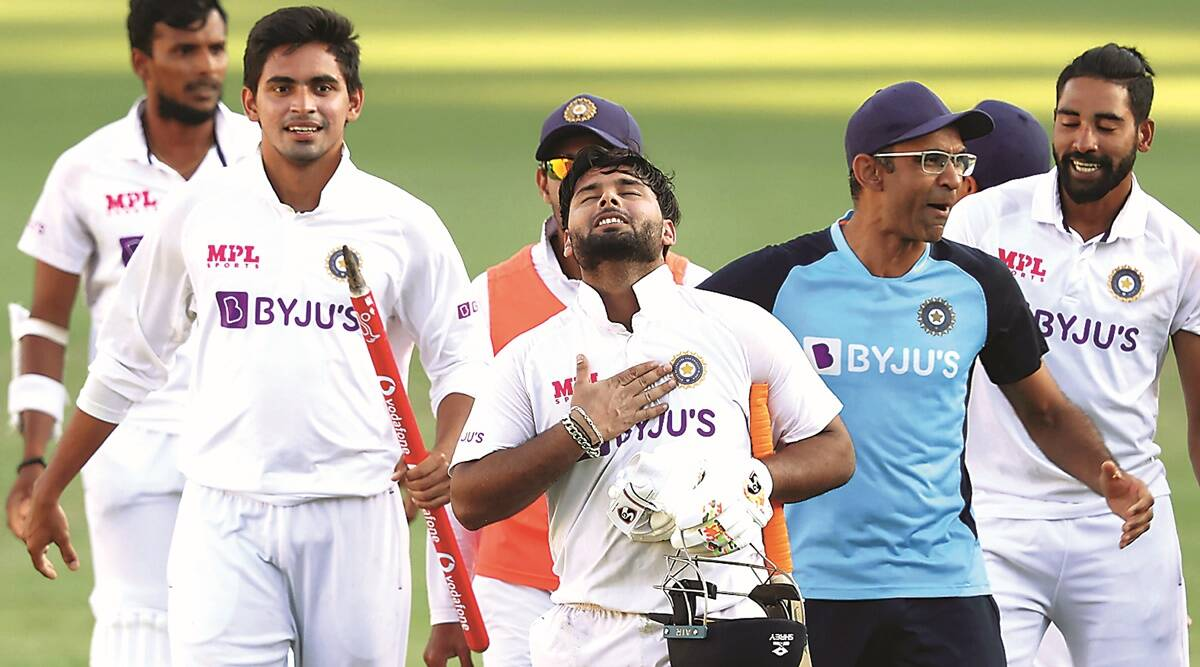 Power Pant vs spinner Lyon: Duel captures India story for the ages
