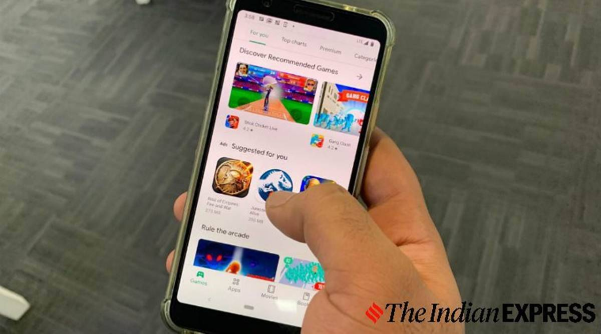 Android 12 may allow for hibernation of unused apps to free up storage just like iOS - The Indian Express