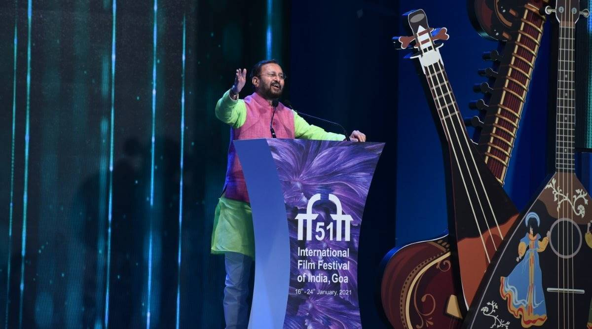 IFFI not just government's responsibility, film industry should also participate: Prakash Javadekar