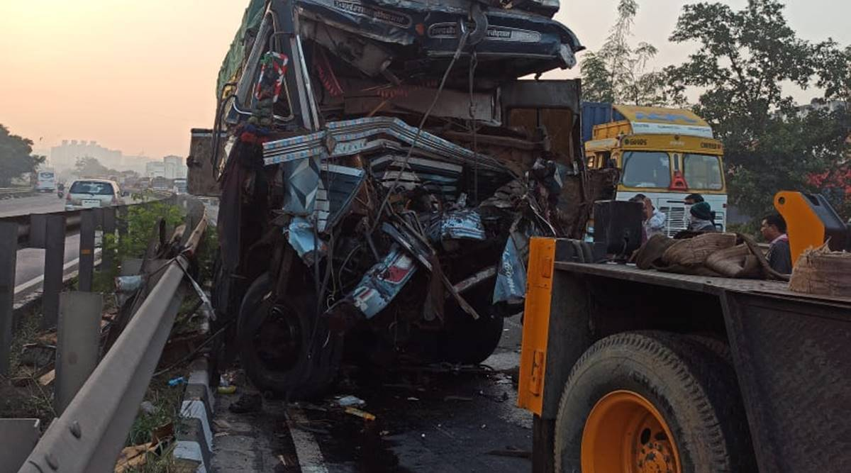 Pune accident, Pune road accidents, Pune city news, Pune news, Pune accident deaths, Indian express