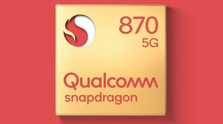 The Qualcomm Snapdragon 870 chipsets will support both sub-6GHz and mm Wave 5G networks