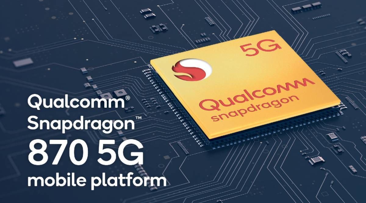Qualcomm unveils Snapdragon 870 as the ideal chip for budget flagships