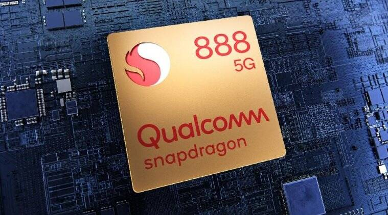 The Qualcomm Snapdragon 888 is used in phones like the Xiaomi Mi 11