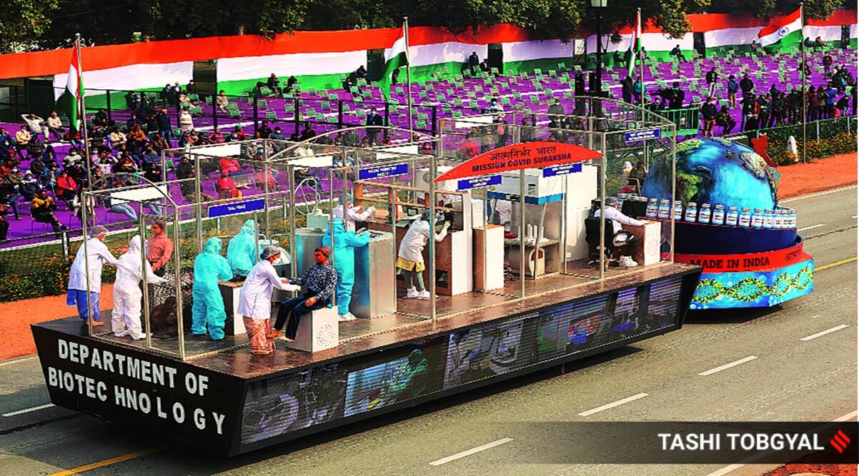 Republic Day 2021: Preview of tableaux participating in January 26 parade