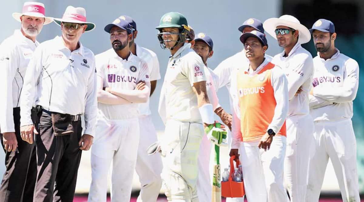 India vs AUstralia, Brisbane Test