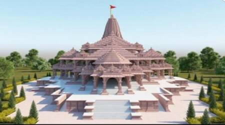 Ram Janmabhoomi Teerth Kshetra Trust, Ram Temple at Ayodhya, foreign donors, ram mandir, ram mandir donation, ram mandir opening date, ram mandir news, FCRA, india news, indian express
