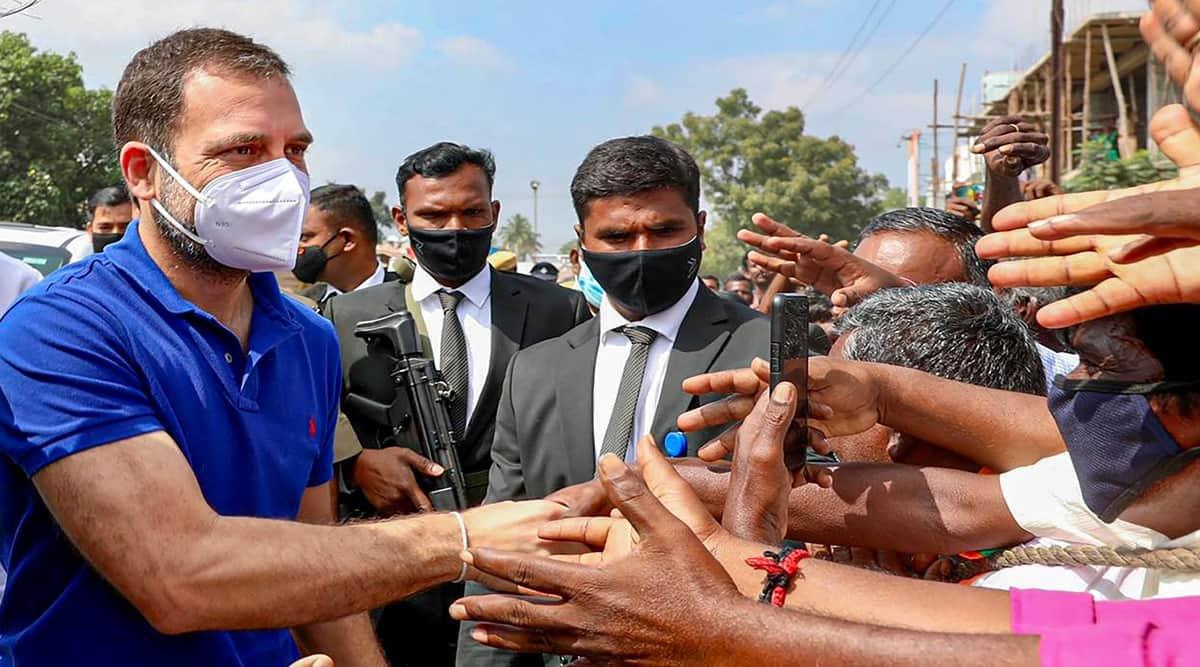 Rahul Gandhi, Tamil Nadu, Tamil Nadu polls