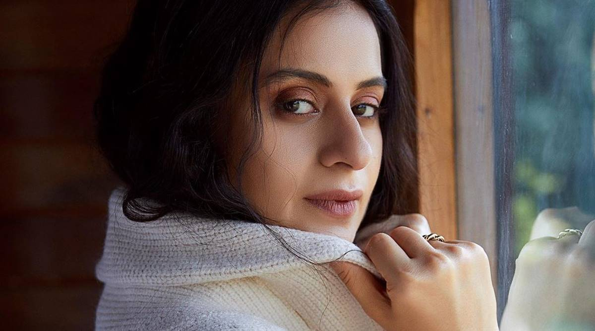 Rasika Dugal wraps up Out of Love season two | Entertainment News,The  Indian Express