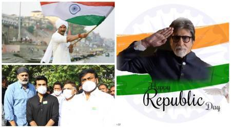 Amitabh Bachchan, Mohanlal, Aamir Khan and others celebrate 72nd Republic Day