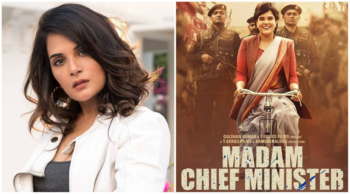 richa chadha madam chief minister