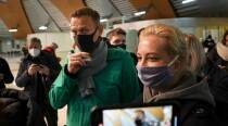 Navalny makes allegations of Putin wealth ahead of protests