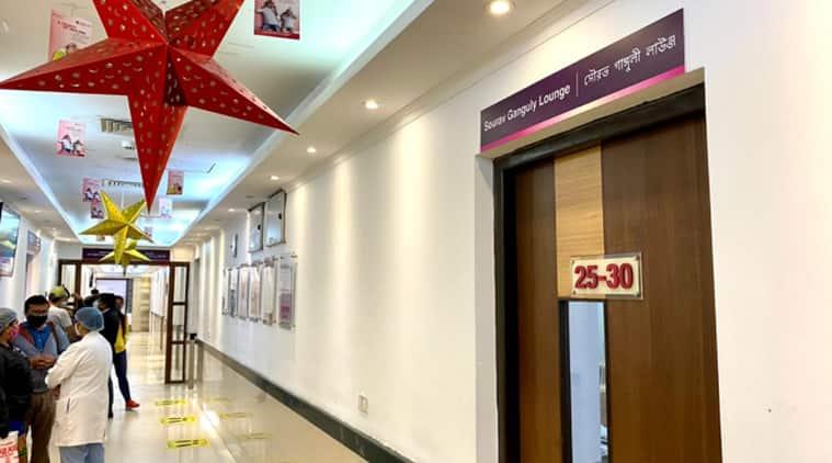sourav ganguly hospital