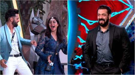 Salman Khan in Bigg Boss 14
