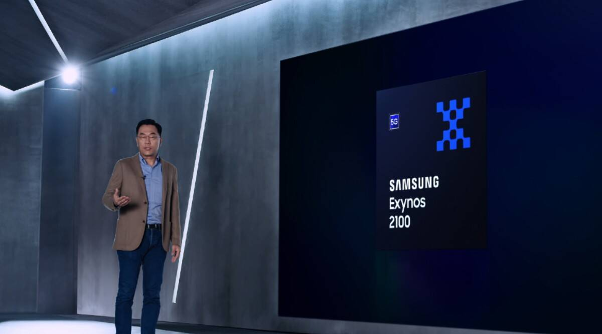 Samsung Exynos 2100 launched: Here is everything you need to know   Technology News,The Indian Express