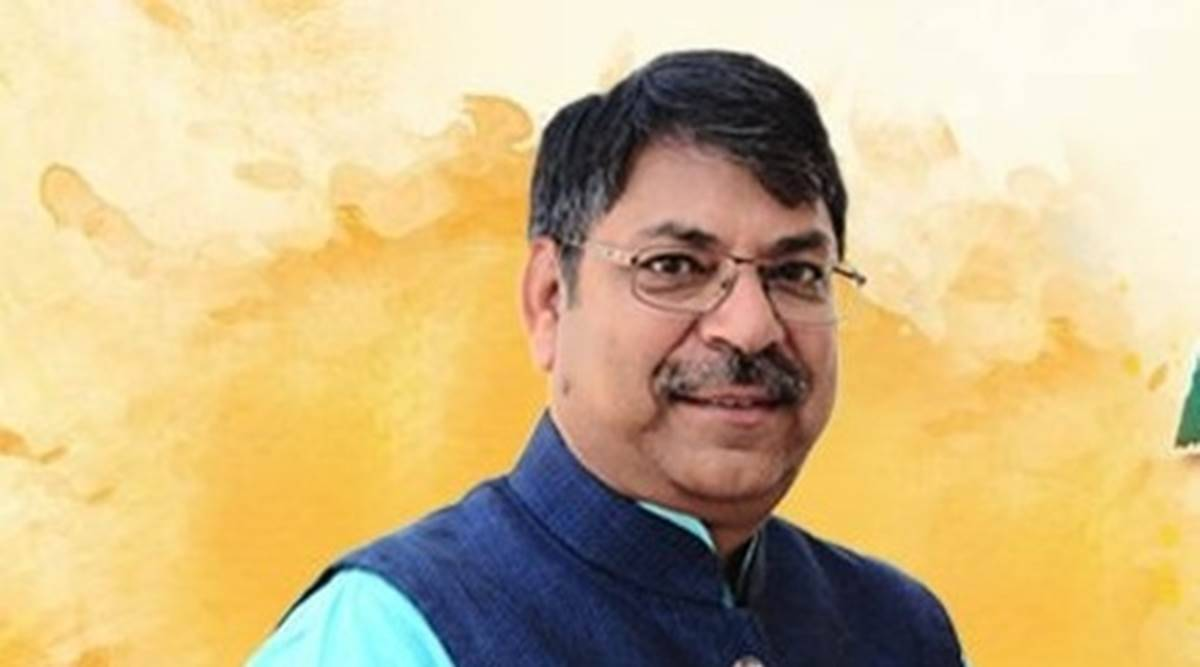 CEC report, Rajasthan sand mining, Gehlot govt, Satish Poonia, BJL slams Rajasthan govt, Jaipur news, Rajasthan news, Indian express news