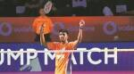 Satwiksairaj Rankireddy, Indian badminton players strategy, big smash, Indian badminton players, badminton match, Sports news, Indian express news