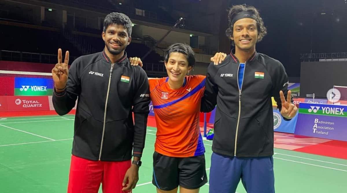 Satwiksairaj Rankireddy, Badminton match, Thailand Super 1000, Covid-19 recovery, Mumbai news, Maharashtra news