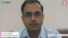 "Dr. PRAVEEN KUMAR: ""What are the most common symptoms of Thyroid?"""