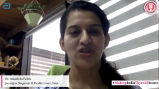 "Dr. Aakanksha Pathria: ""PCOS & Thyroid"""