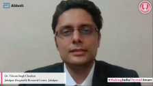 "Dr. Vikram Singh Chauhan: ""Why it is important to test and treat thyroid disorders during pregnancy?"""