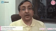 "Dr. Kalyan Kumar Gangopadhyay: ""Is hyperthyroidism treatable?"""