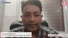 "Dr. Paramjit Singh Saini: ""Thyroid and Diabetes"""