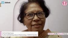 "Dr.(Prof) Dipti Sarma: ""Thyroid dysfunction & menstrual irregularities are there a correlation?"""