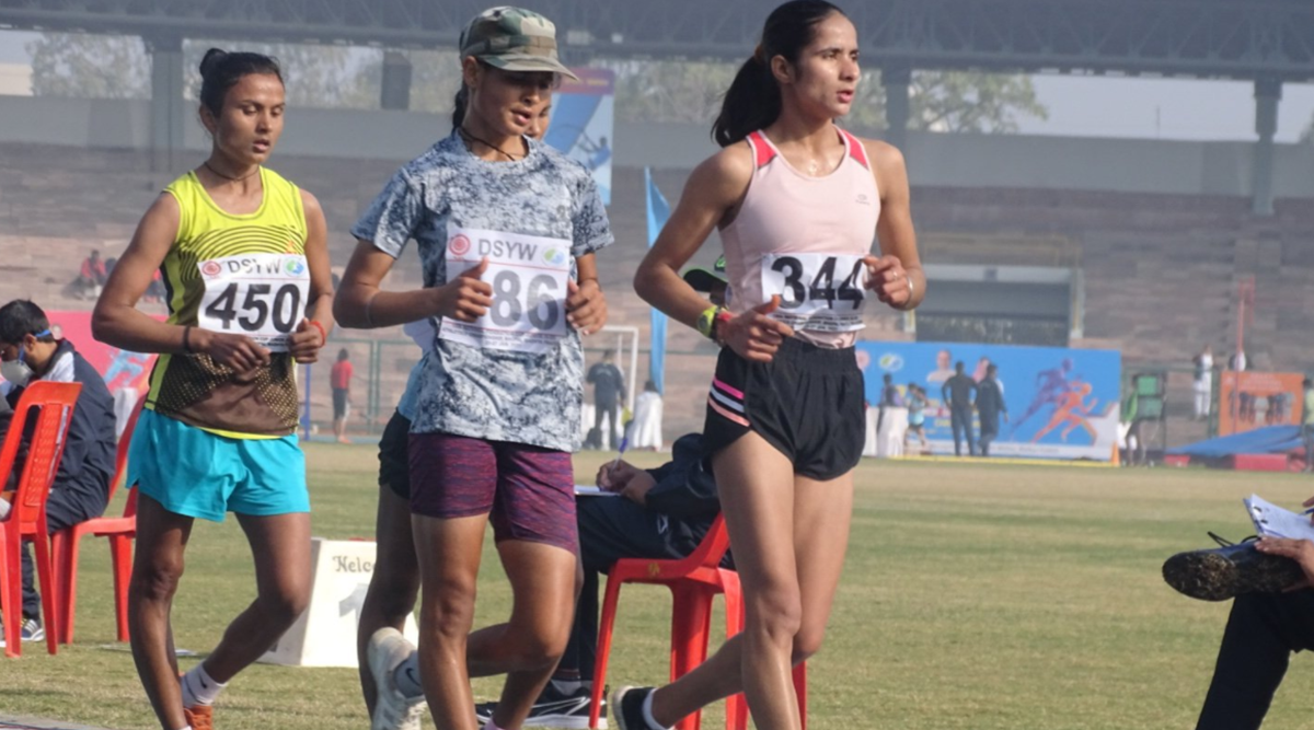 Race walker Reshma Patel shatters national U-20 record