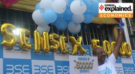 Sensex @50,000: Why is it happening, and what next for investors?
